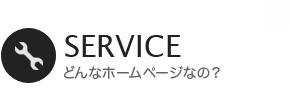 サービスの内容について
